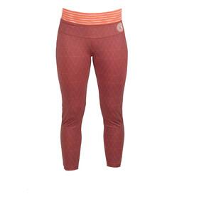 ABK Cypress V2 Leggings Mujer, rojo
